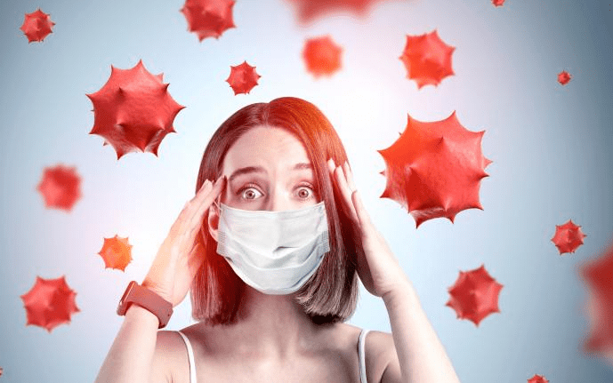 Covid-19 might just be in the air and here's what you can do to stay safe